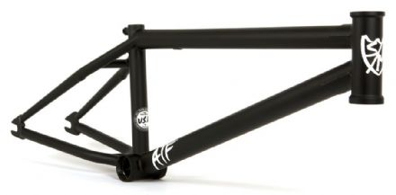 "S&M ATF 22"" Wheel Frame 22.125"" TT Flat Black"
